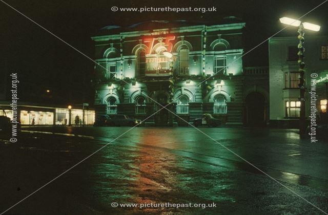 Town Hall Illuminated, Ilkeston