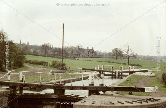 Potter's Lock, Erewash Canal