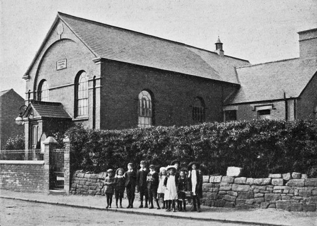 Stanton by Dale Methodist Chapel