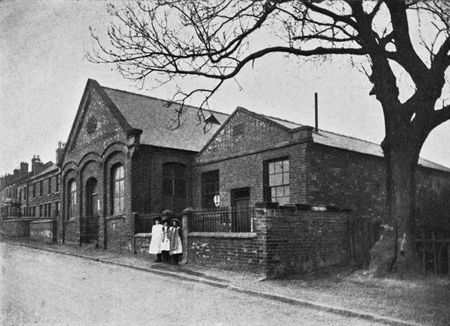 Stanley Common Wesleyan Methodist Chapel