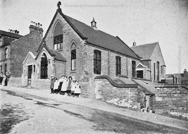 Kimberley Wesleyan Methodist Chapel