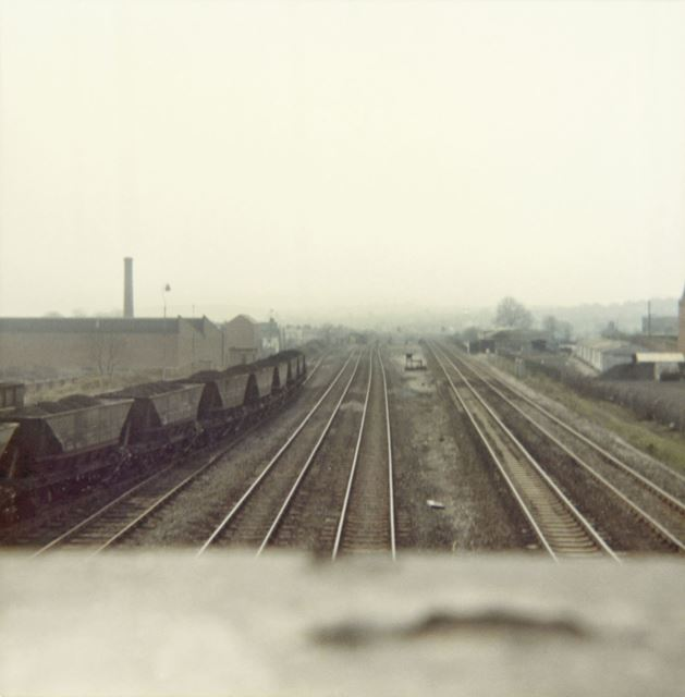 Langley Mill Sidings, c 1970s