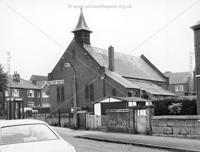 All Saints' Church, Park Road, Ilkeston1980