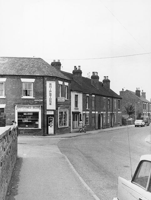Awsworth Road, Ilkeston, 1980