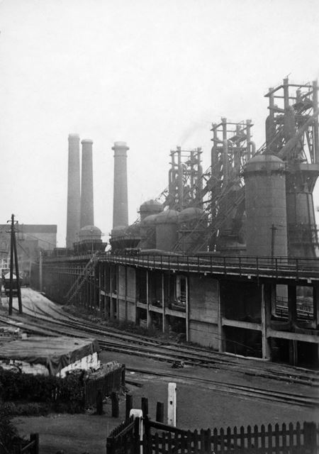 New Works Blast Furnaces, Stanton Ironworks
