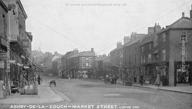 Market Street, Ashby de la Zouch