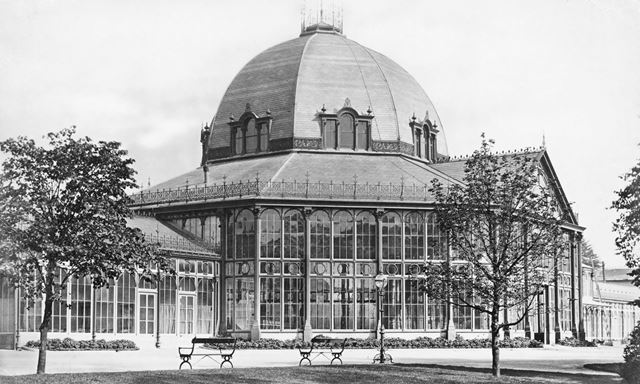 The Octagon, Pavilion Gardens