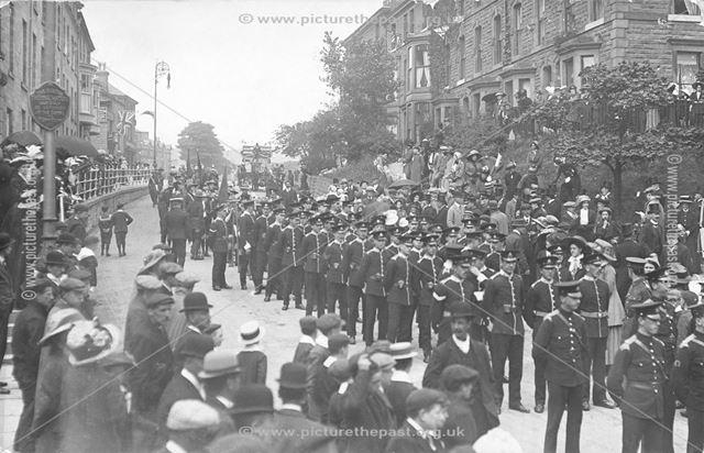 Peace Celebrations, 1919