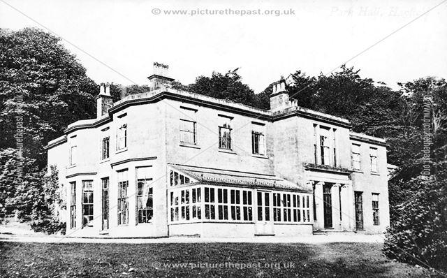 Park Hall, Hayfield