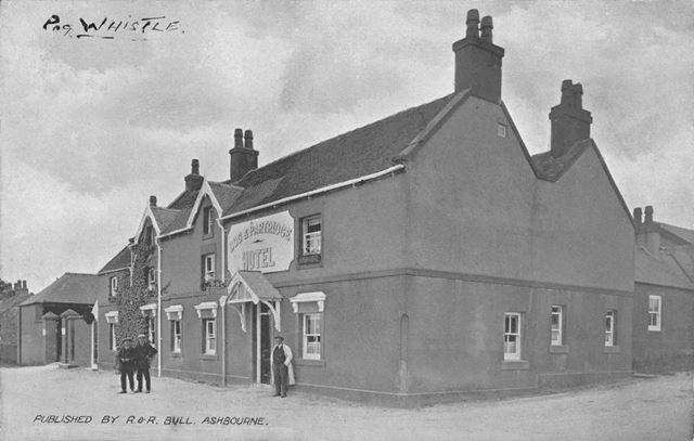 The Dog and Partridge Hotel, Thorpe
