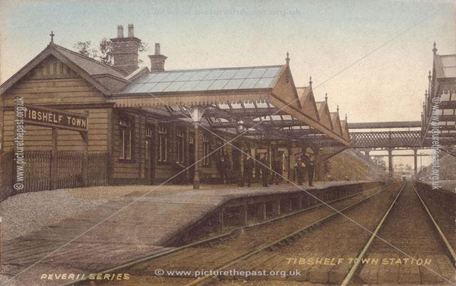 Tibshelf Railway Station