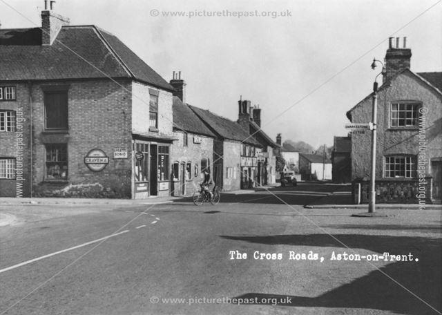The Cross Roads, Aston on Trent