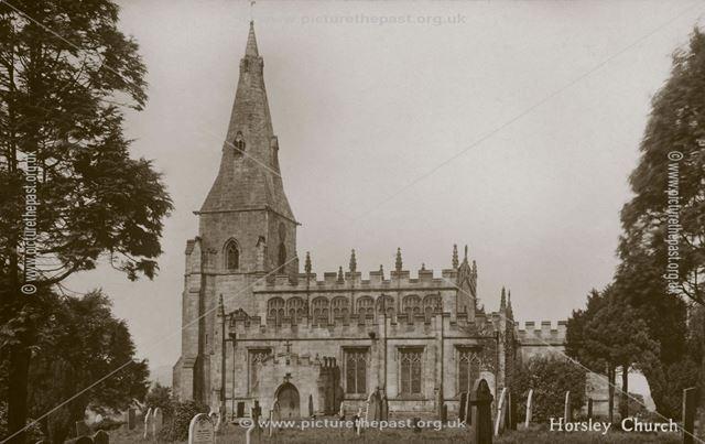 Horsley Parish Church