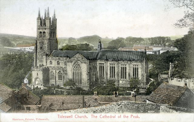 Tideswell Church, 'The Cathedral of the peak'