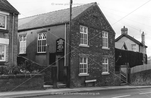 Zion Methodist Church, Openwoodgate