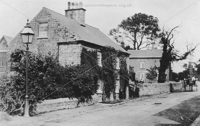 Station Road, Pilsley, 1900s ?