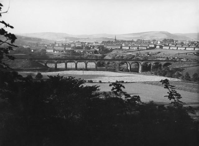 The Goyt Viaduct, New Mills