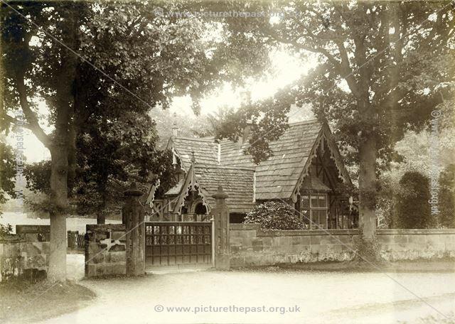 Snelston Hall Lodge