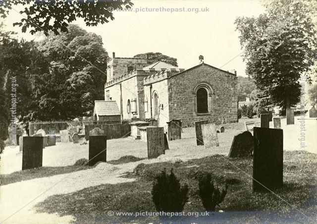 St Mary's Church, Tissington