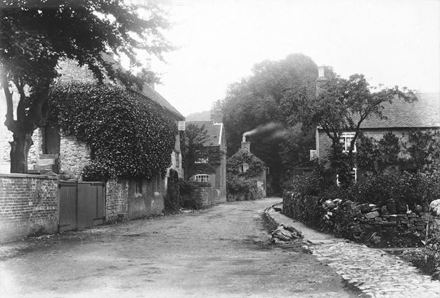 Mappleton Village Street