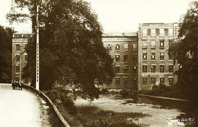 Pleasley Vale Mill