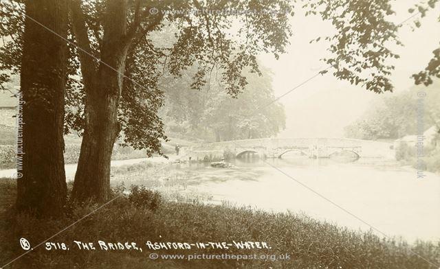 The Sheepwash Bridge, Ashford in the Water