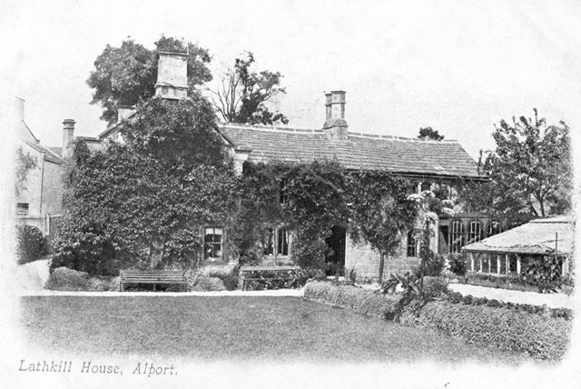Lathkill House, Alport