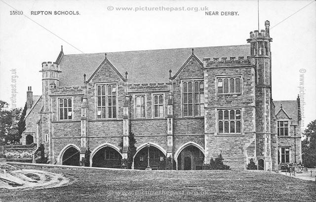 Repton School, Repton
