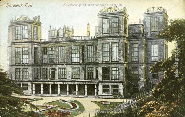 Hardwick Hall, Ault Hucknall