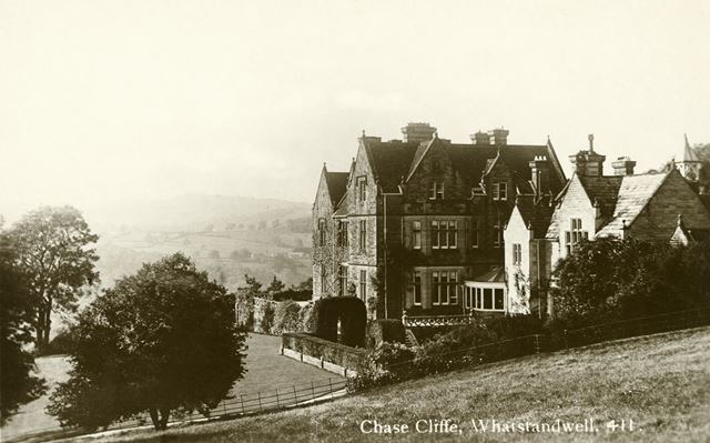 Chase Cliffe, Whatstandwell