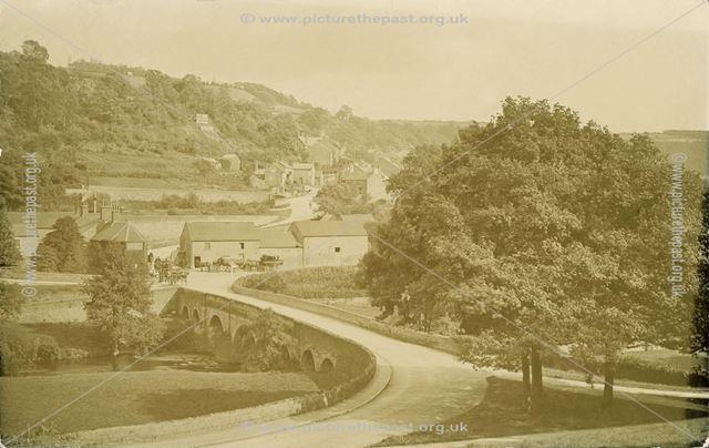 Whatstandwell Village