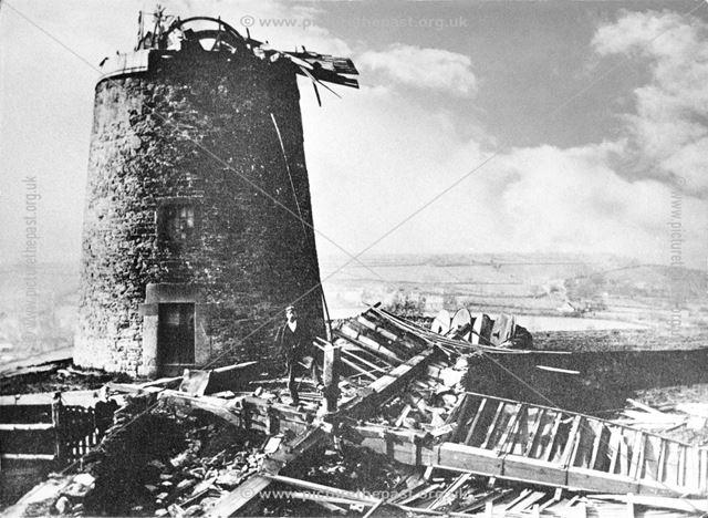 Heage Windmill, Nether Heage