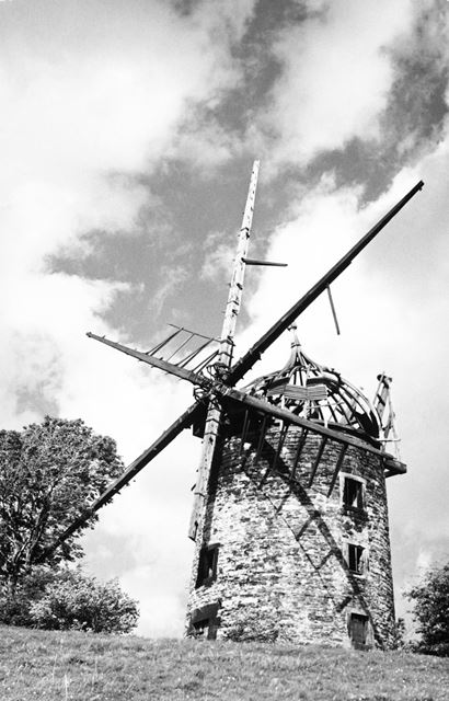 Heage Windmill, Nether Heage