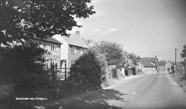Barrow upon Trent Village