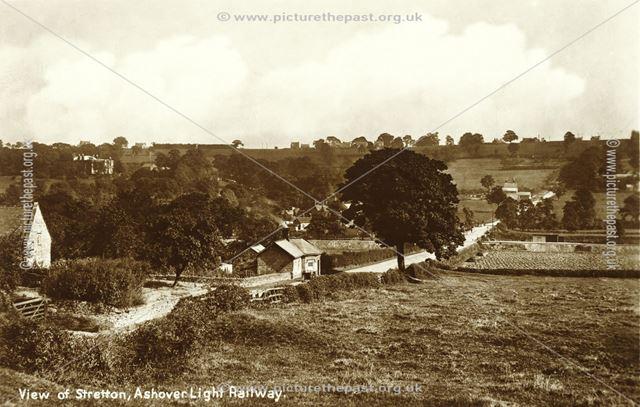 Ashover Light Railway at Stretton