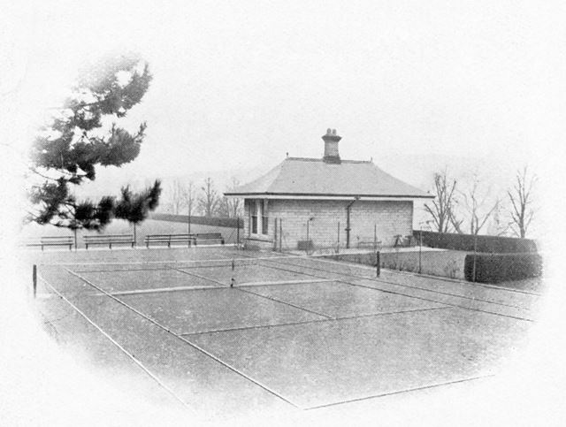 Smedley's Hydro - The Lawn Tennis Courts
