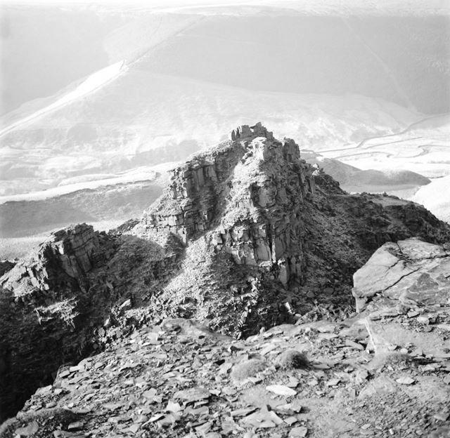 Alport Castles, Birchin Hat, c 1960s-1970s