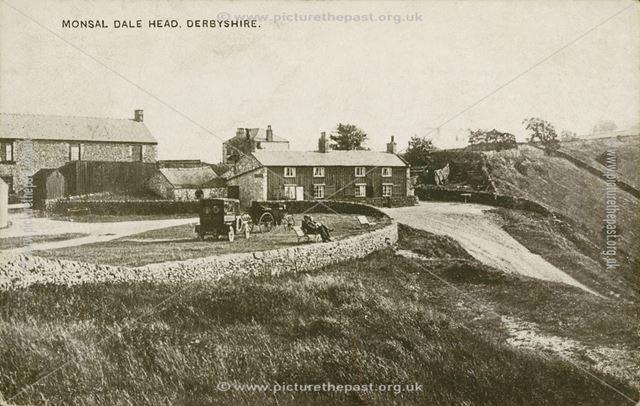 Monsal Dale Head, Derbyshire
