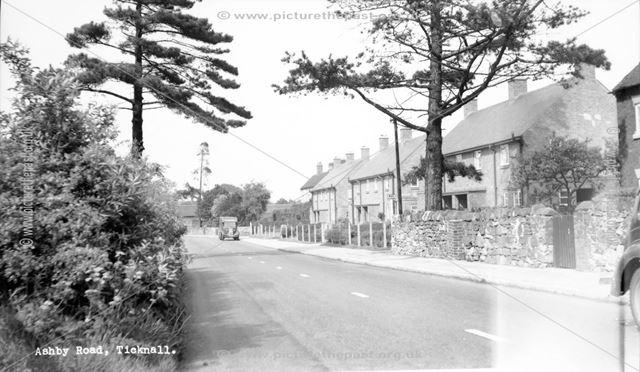 Ashby Road, Ticknall