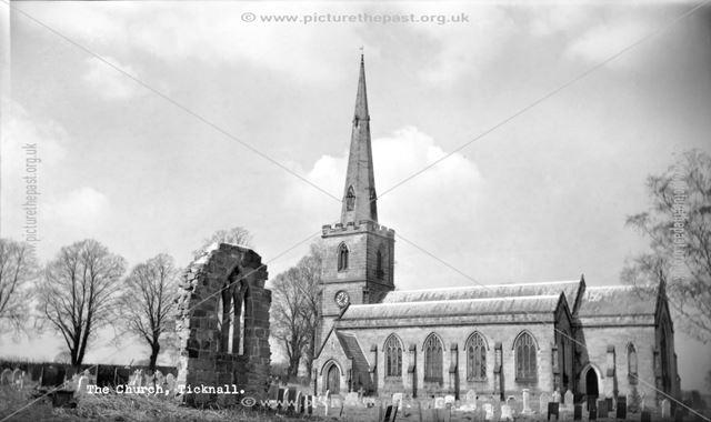 St. George's Church, Ticknall