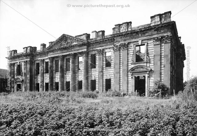 Sutton Scarsdale Hall, Hall Drive, Sutton Scarsdale, 1980