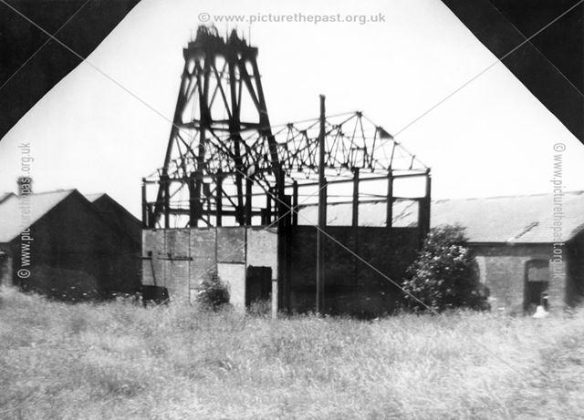 Hartshay Colliery, Hartshay, 1960s