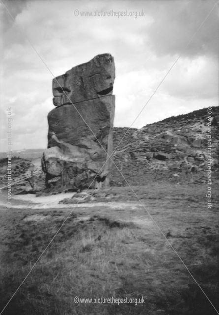The Alport Stone, Alport Heights, Spout
