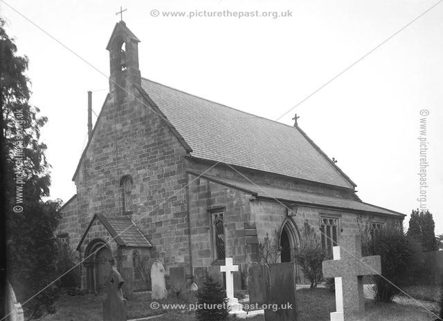 Smalley Church