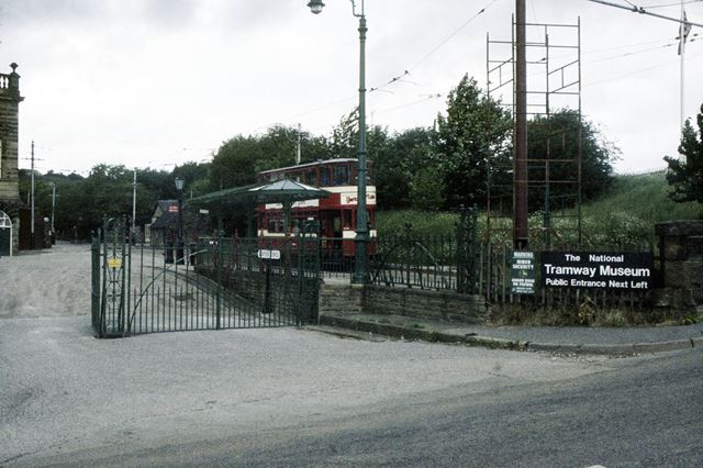 The National Tramway Museum, Crich