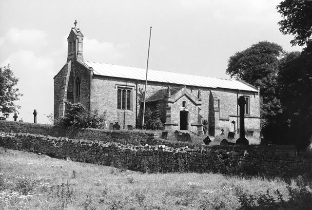 The Church at Upper Langwith