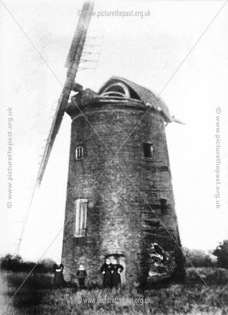 Ockbrook Tower Windmill