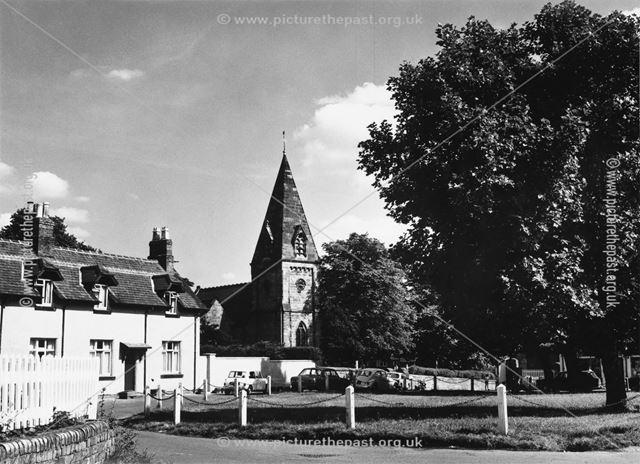 All Saints Church, Findern