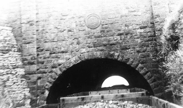 The Newhaven Tunnel on The Cromford and High Peak Railway