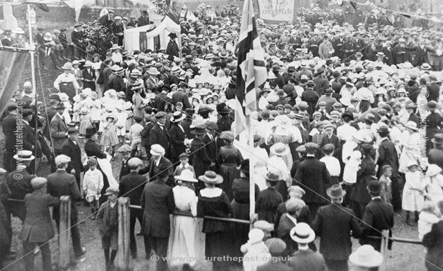 Carnival ?, Pilsley, 1911